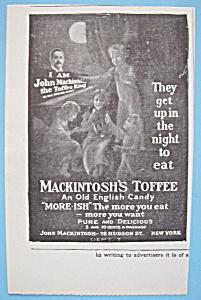 Vintage Ad: 1906 Mackintosh's Toffee (Image1)