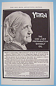 Vintage Ad: 1905 Vinol (Image1)
