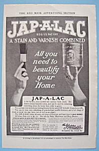 Vintage Ad: 1907 Jap-A-Lac (Image1)