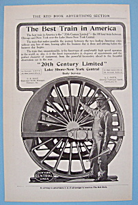 Vintage Ad: 1906  20th Century Limited (Image1)