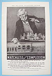 Vintage Ad: 1906 Pears' Soap (Image1)