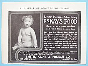Vintage Ad: 1906 Eskay's Food (Image1)