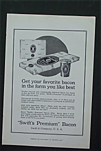 1917 Swift Premium Bacon with How You Can Get Bacon (Image1)