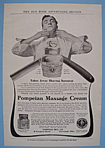Vintage Ad: 1905 Pompeian Massage Cream (Image1)