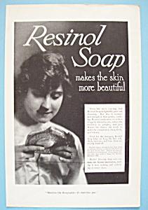 Vintage Ad: 1916 Resinol Soap (Image1)