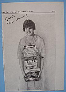 Vintage Ad: 1916 Nabisco (Image1)