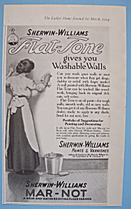 Vintage Ad: 1914 Sherwin - Williams Mar-Not (Image1)