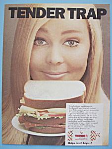 Vintage Ad: 1968 Wonder Bread (Image1)