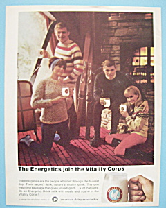 Vintage Ad: 1968 American Dairy Association (Image1)