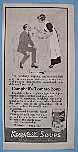 Vintage Ad: 1914 Campbell's Tomato Soup (Image1)
