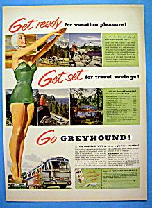 Vintage Ad: 1953 Greyhound (Image1)