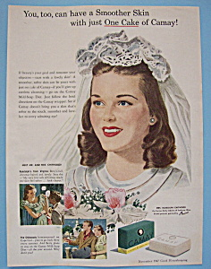 Vintage Ad: 1947 Camay Soap (Image1)
