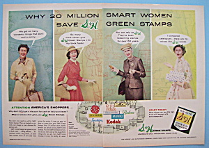 Vintage Ad: 1956 S & H Green Stamps (Image1)