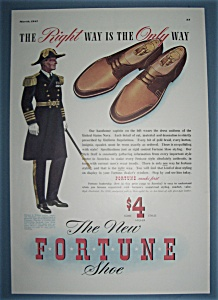 Vintage Ad: 1941 Fortune Shoes (Image1)