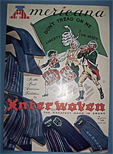 1941 Interwoven Socks with Spirit of 1776 (Image1)