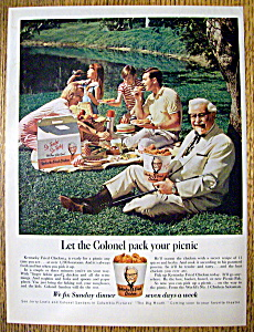 1967 Kentucky Fried Chicken with The Colonel (Image1)