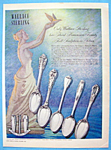 Vintage Ad: 1948 Wallace Sterling (Image1)