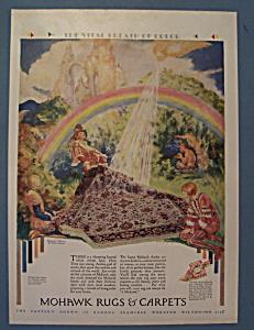 Vintage Ad: 1929 Mohawk Rugs & Carpets (Image1)