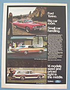 Vintage Ad: 1971 Ford Torino