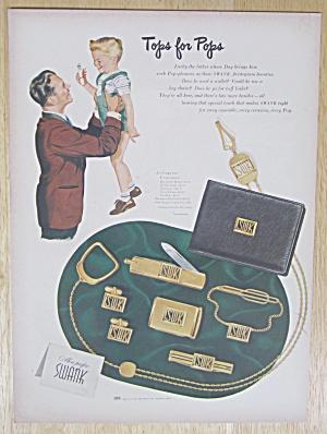1947 Swank Men's Jewelry w/ Swank Aristogram Creations (Image1)