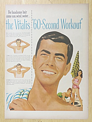 1947 Vitalis with the Vitalis 60 Second Workout  (Image1)