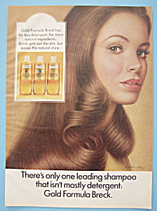 1973 Breck Shampoo with Jaclyn Smith (Charlie's Angels) (Image1)