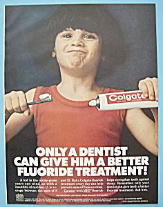 Vintage Ad: 1974 Colgate (Image1)