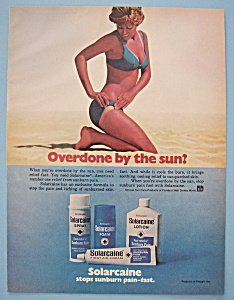 Vintage Ad: 1974 Solarcaine (Image1)