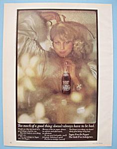 Vintage Ad: 1974 Sugar Free Dr. Pepper (Image1)