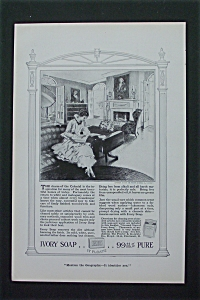 1917 Ivory Soap with Woman Sitting in a Room (Image1)