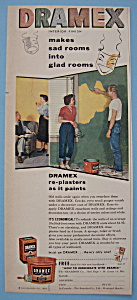 Vintage Ad: 1955 Dramex (Image1)