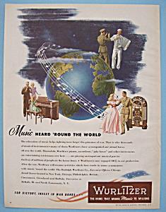 Vintage Ad: 1943 Wurlitzer (Image1)