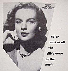 1951 Marshall's Photo Oil Colors with Helena Carter (Image1)