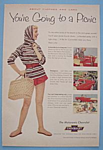Vintage Ad: 1955 Chevrolet (Image1)
