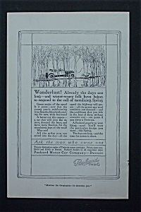 1917 Packard Twin Six w/ Packard Driving Through Trees (Image1)