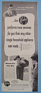 Vintage Ad: 1955 Kirby Man (Image1)