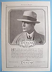 Vintage Ad: 1926 Dunlap Hats (Image1)