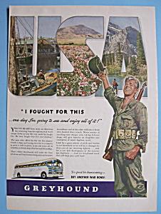 Vintage Ad: 1944 Greyhound (Image1)