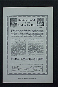 Vintage Ad: 1917 Union Pacific System