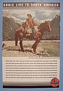 Vintage Ad: 1937 Grace Line (Image1)