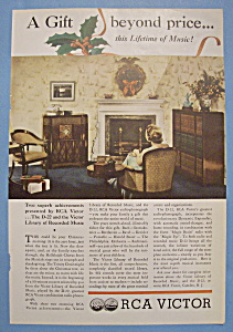Vintage Ad: 1935 RCA Victor D - 22 (Image1)