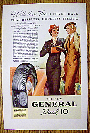1936 General Dual 10 Tires with Women Talking (Image1)