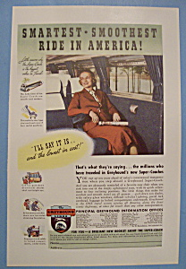 Vintage Ad: 1937 Greyhound Lines