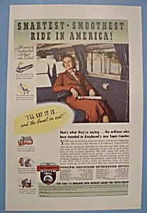 Vintage Ad: 1937 Greyhound Lines (Image1)