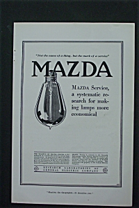 1917 Mazda with Making Lamps More Economical  (Image1)