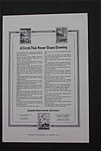 1916 Dodge Brothers with a Circle That Never Stops (Image1)