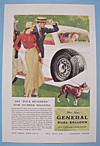 1933 General Dual Balloon Tires with Woman Driving (Image1)