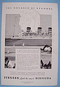 Vintage Ad: 1931 Furness (Image1)