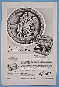 Vintage Ad: 1932 Whitman's Chocolates & Confections (Image1)