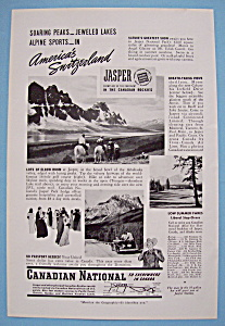 Vintage Ad: 1941 Canadian National (Image1)